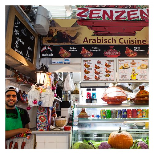 zenzen's cuisine, Arabisch, eten, world of food, Amsterdam