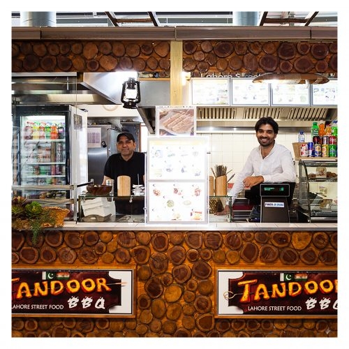 Tandoor, Pakistaans, Indiaas, Eten, World of Food, Amsterdam