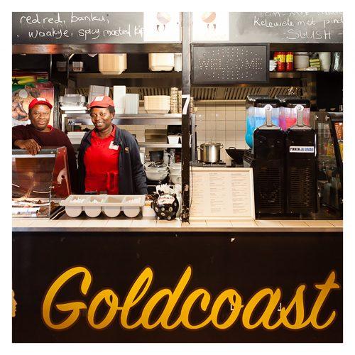 Goldcoast Kitchen, Ghanees, World of Food, Amsterdam