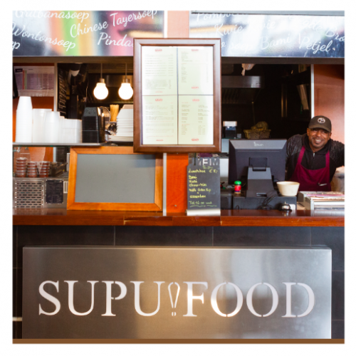 Supu!Food, Surinaams, eten, World of food, Amsterdams