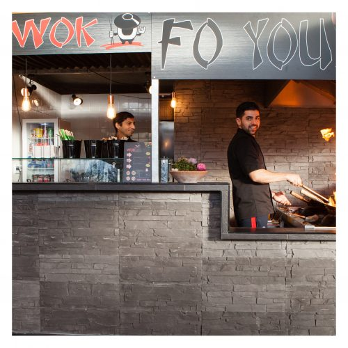 Wok fo you, wok, Aziatisch, world of food, Amsterdam